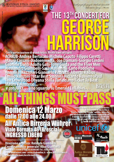 George Harrison Concert 2017